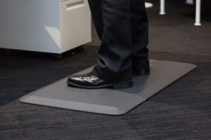 An Anti-Fatigue Mat Guide for Business