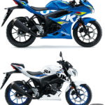 Breaking the Automotive Market, Suzuki Introduces GSX 125 Fairing and Naked