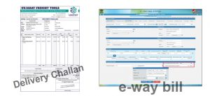 Delivery Challan Vs. E-way Bill : All You Need To Know